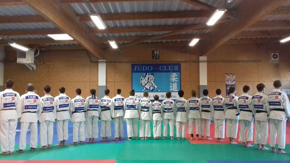 Club de judo de Déville-lès-Rouen
